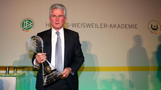 Bayern Munich have chosen Jupp Heynckes as Carlo Ancelotti's successor and the 72-year-old is delighted to return for a fourth spell.