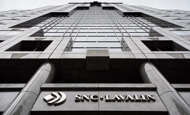 SNC-Lavalin charts new course, aims to shift away from construction and oil