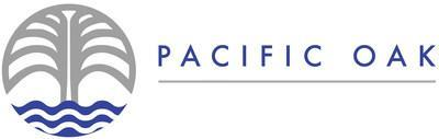 Pacific Oak Capital Markets Group LLC Logo (PRNewsfoto/Pacific Oak Capital Markets Gro)