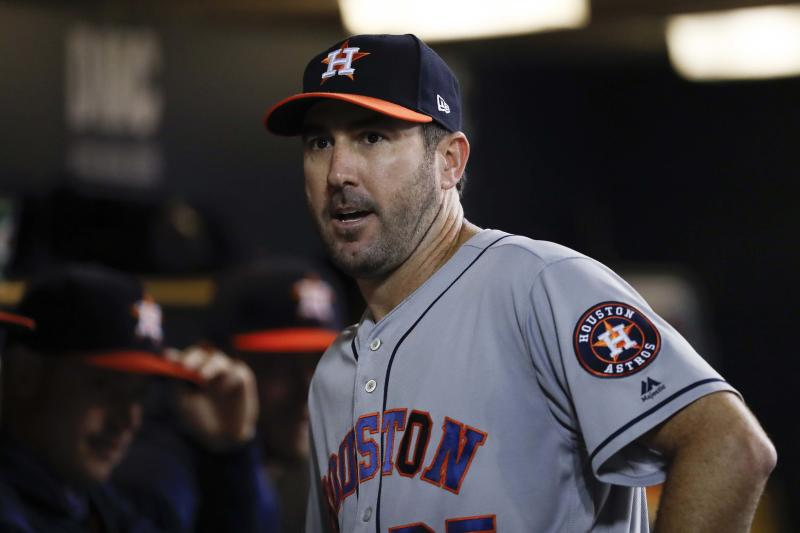 Justin Verlander did not hold back in blaming baseball for intentionally spiking the home run rate. (Reuters)