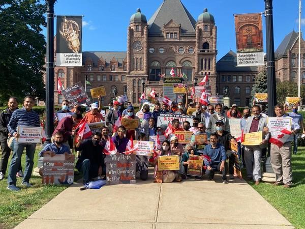 Protest erupts in Canada against University Of Toronto over anti-Hindu conference