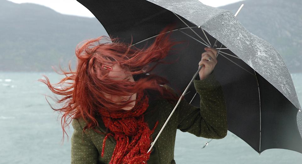 Amazon's top-rated wind resistant umbrellas to beat the storm [Getty]