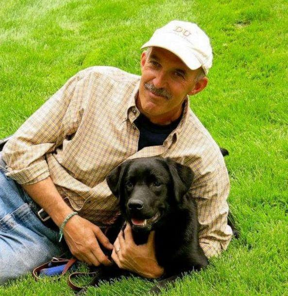 Tedeschi loves playing in the park with his dog. (Phil Tedeschi)
