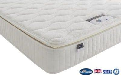 Silentnight Spencer king size mattress