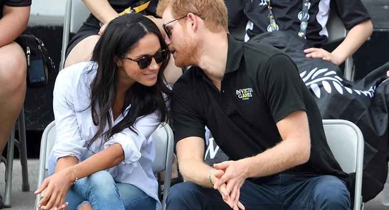 <p>Prince Harry and Meghan Markle made their first official public appearance in Toronto in September.</p>