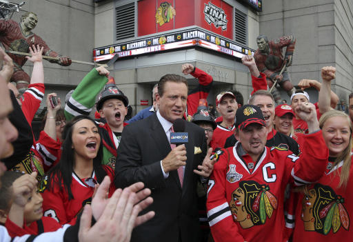 Jeremy Roenick not returning to NBC
