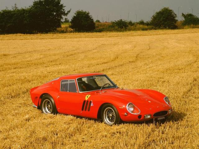 Ferrari which won 1964 Tour de France sells for record-breaking £52 million
