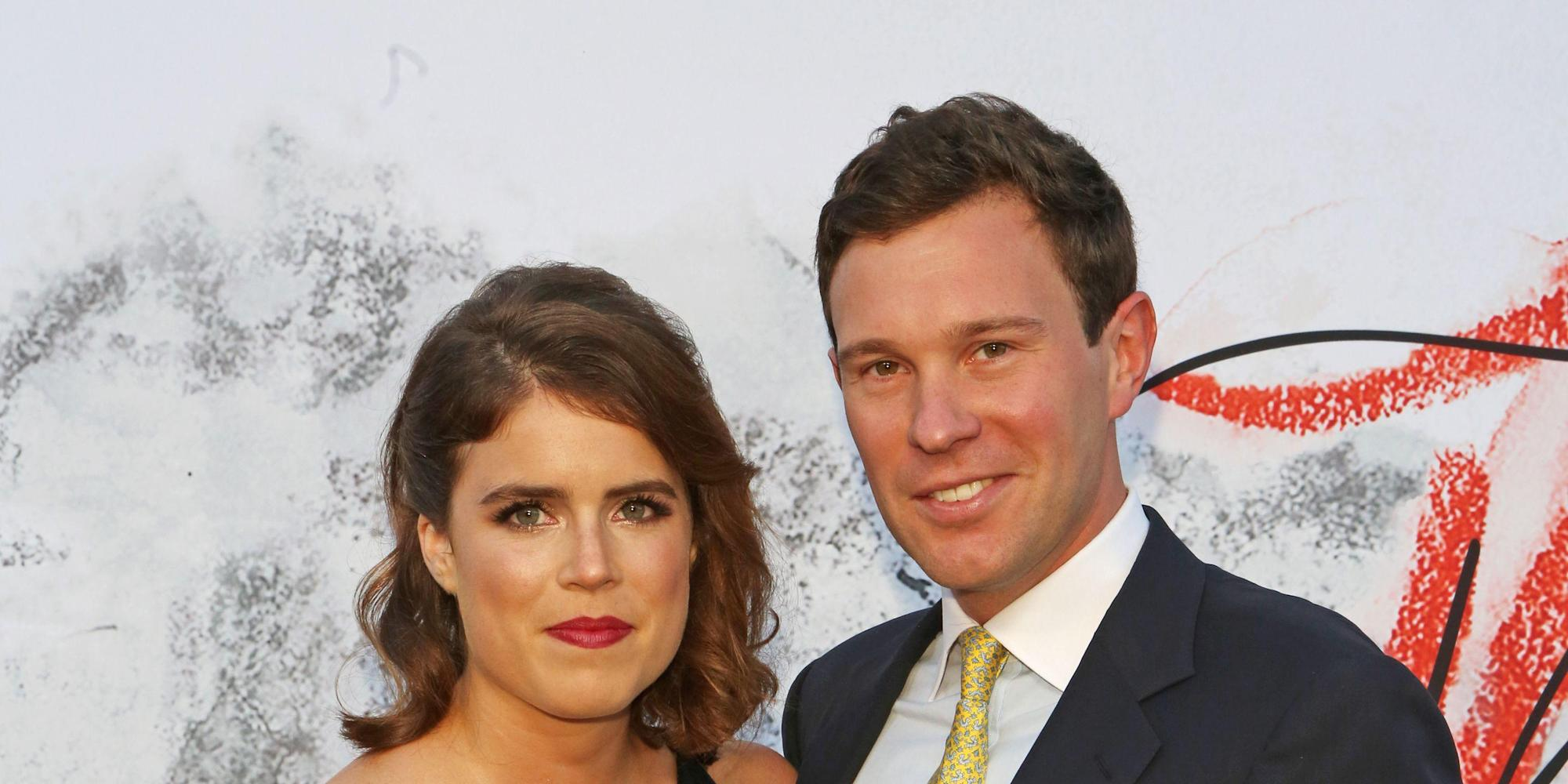 Princess Eugenie's Mom Speaks Out About Photos of Jack Brooksbank on a Yacht with Models