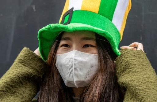 St Patrick's Day festivities were cancelled in Dublin