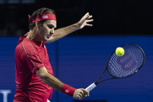 Rodger Federer withdraws from Australian ATP Cup