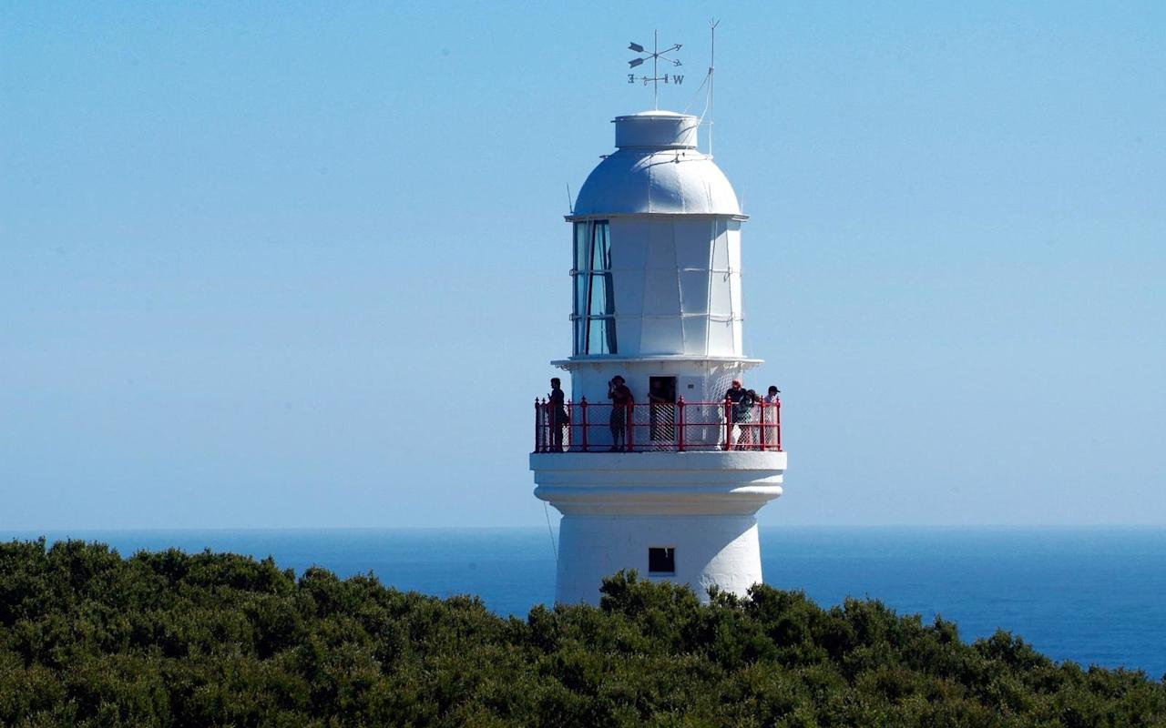 "<p>Established in 1848, <a href=""https://www.lightstation.com/"">Cape Otway Lightstation</a> is the oldest surviving lighthouse on mainland Australia, and is still considered to be the most important on the continent. Nestled in <a href=""https://www.visitvictoria.com/"">Victoria</a> along a picturesque stretch of the <a href=""https://www.australia.com/en/places/melbourne-and-surrounds/guide-to-the-great-ocean-road.html"">Great Ocean Road</a>, it stands on a staggering sea cliff approximately 300 feet above where the Southern Ocean and Bass Straight collide. It earned its nickname ""the Beacon of Hope"" because it was often the first indication of land for countless immigrants who spent months traveling to Australia by sea in the 19th century. During an overnight stay, guests can learn about Aboriginal culture, join an expert-guided bushwalk, or partake in whale watching from the lighthouse balcony.</p>"