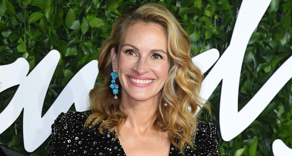 Julia Roberts slipped on a stunning gown for what would have been the evening of the Met Gala 2020 (Getty Images)