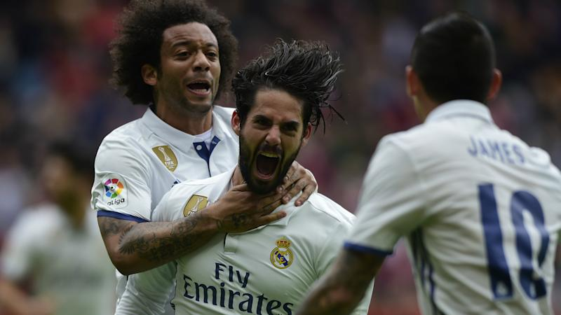 No Bale, no problem! Isco and Asensio pushing to break up Real Madrid's BBC trio