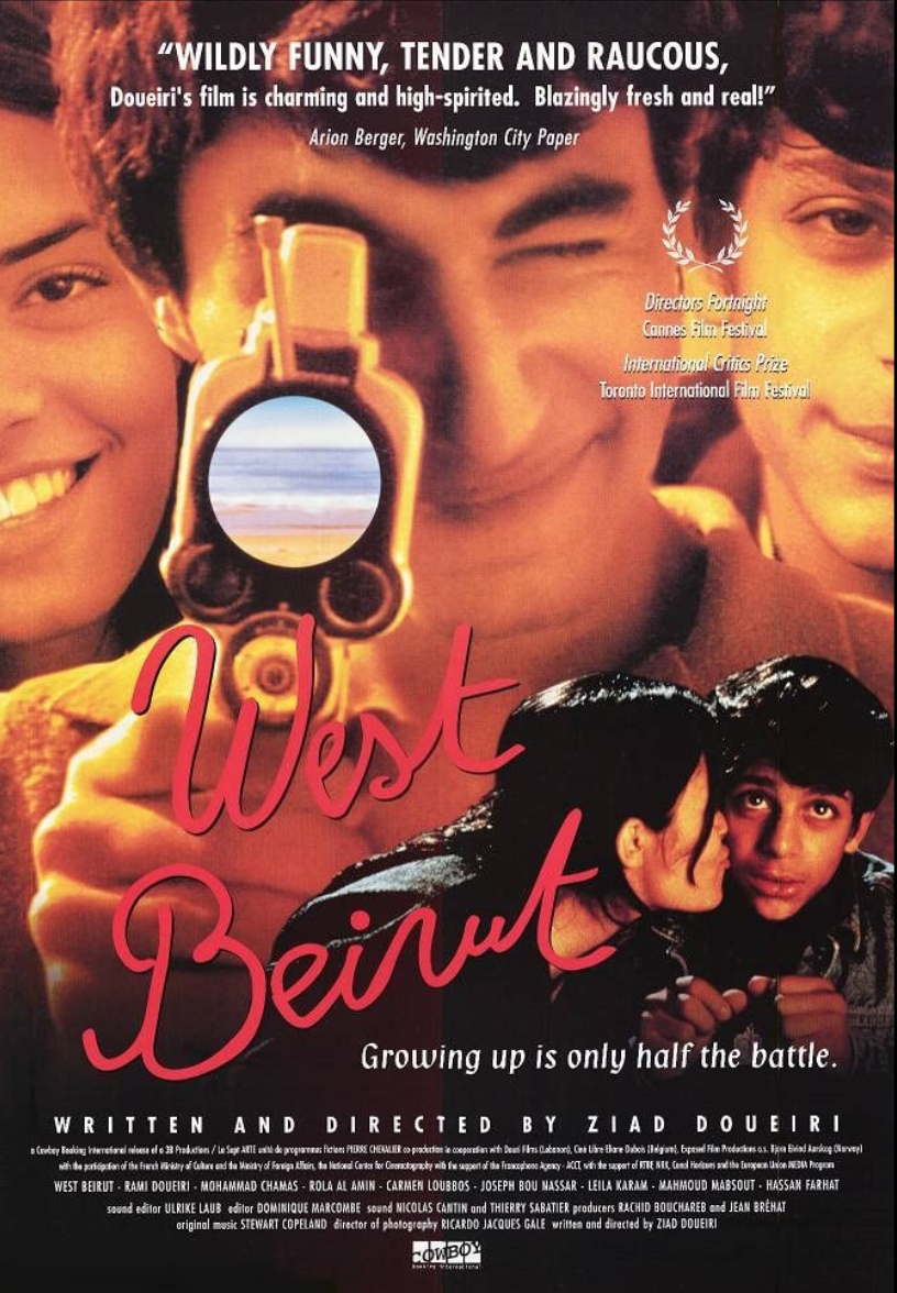 <p>The war is the Lebanese Civil War beginning in 1975. Instead of experiencing the war through soldiers or combatants, however, the film funnels the events through a teenage boy. The result is a tone both dramatic and light, and a perspective far more familiar (and terrifyingly possible) for so many non combatants, the real victims of violent conflict. </p>
