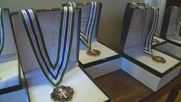 To date, 127 people have been invested into the Order of Newfoundland and Labrador.  (Jeremy Eaton/CBC - image credit)