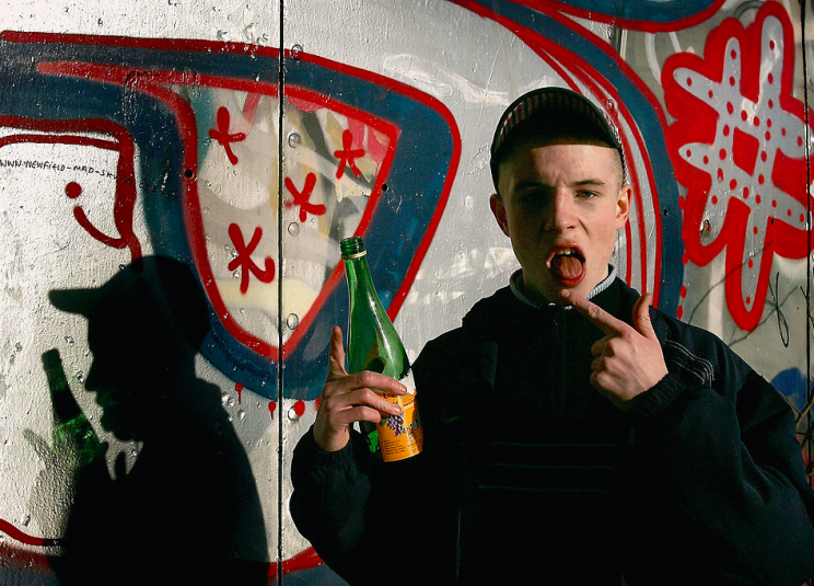 Buckfast is trying to shake off an image problem (Picture: Getty)