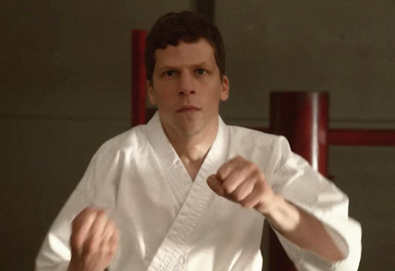 Jesse Eisenberg as Casey Davies in 'The Art of Self-Defense' (Photo: Bleecker Street Media / courtesy Everett Collection)