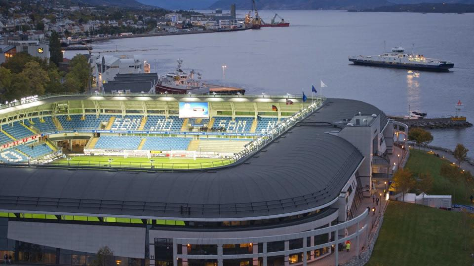 L'Aker Stadion di Molde | EuroFootball/Getty Images