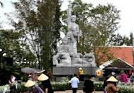 Vietnam's government will mark 50 years since the massacre with an official ceremony at this memorial site