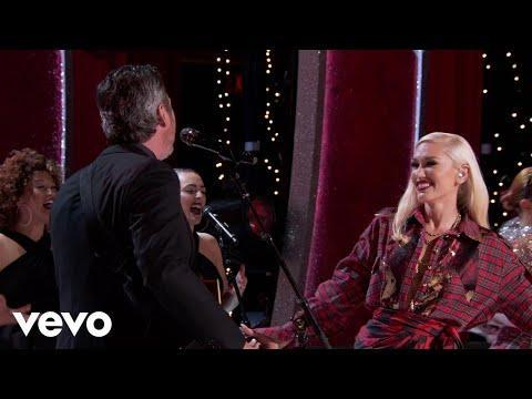 "<p>Gwen and Blake turn the cuteness level way up on <em>The Gwen Stefani Christmas Special. </em>They performed their duet off Gwen's Christmas album, <em>You Make It Feel Like Christmas</em>. </p><p><a href=""https://www.youtube.com/watch?v=DkXD5949qqQ "" rel=""nofollow noopener"" target=""_blank"" data-ylk=""slk:See the original post on Youtube"" class=""link rapid-noclick-resp"">See the original post on Youtube</a></p>"