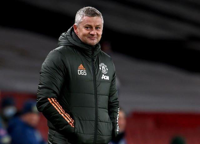 Ed Woodward says Manchester United have made progress under manager Ole Gunnar Solskjaer, pictured