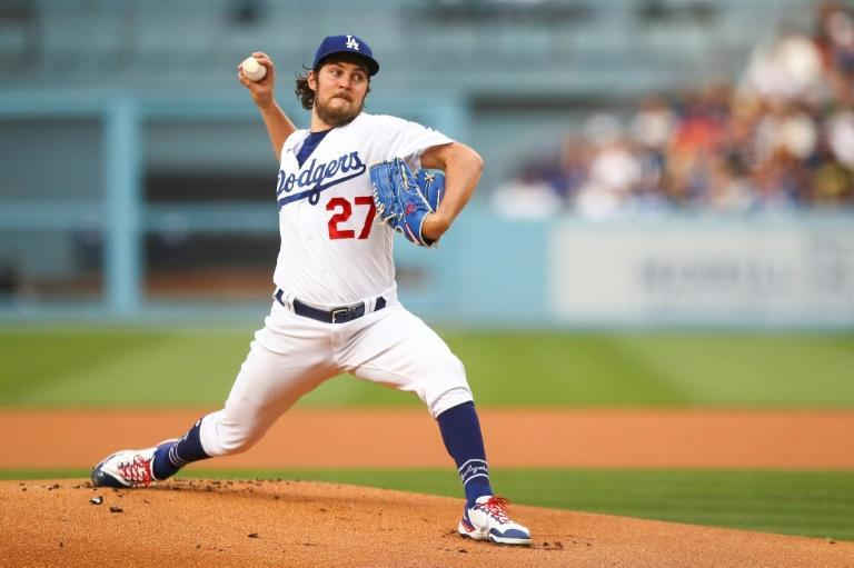 Los Angeles Dodgers pitcher Trevor Bauer, accused of sexual assault, was placed on seven-day administrative leave Friday by Major League Baseball