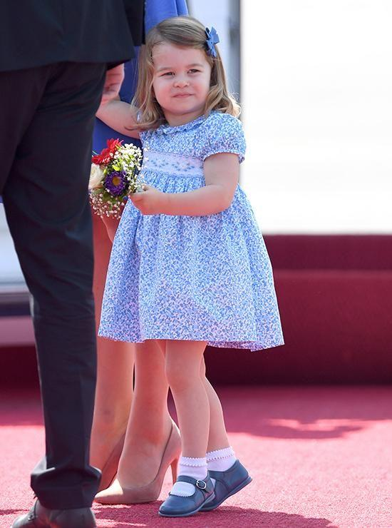 Due to law changes, Princess Charlotte will still be fourth in line to the throne. Photo: Getty Images