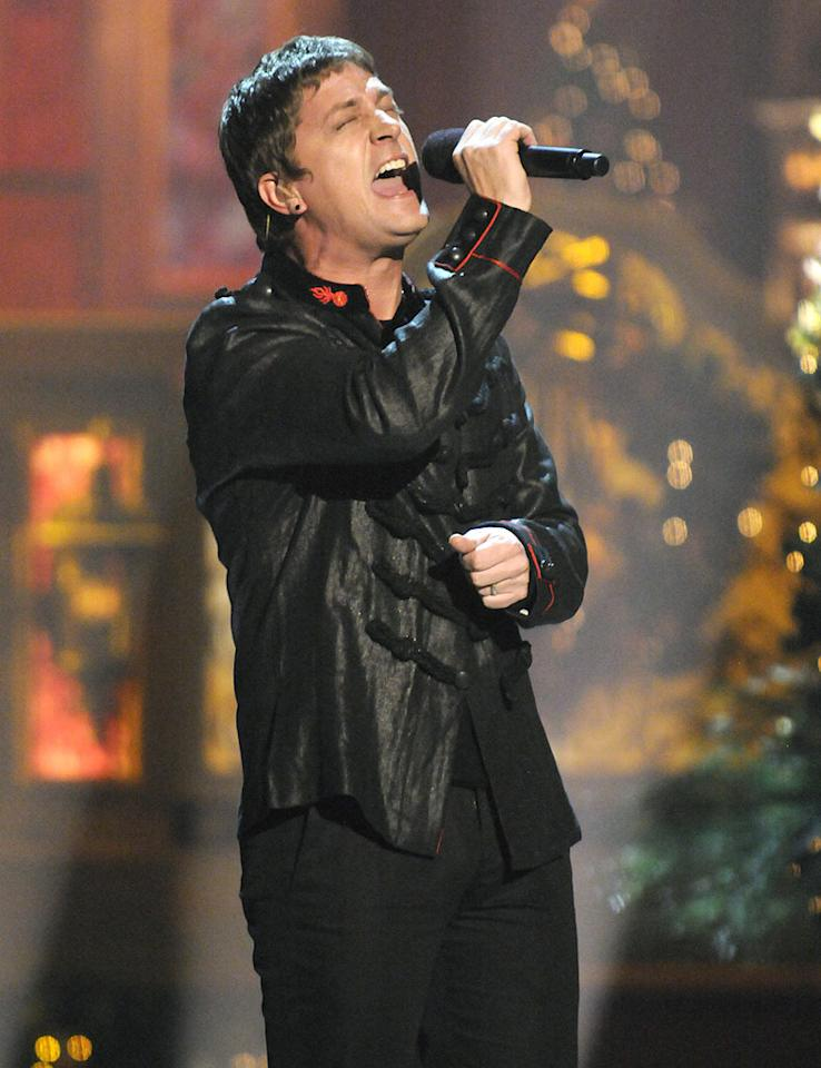 "Matchbox Twenty's Rob Thomas sang his heart out on ""A New York Christmas,"" an original tune he penned after 9/11. You can see all the festive performances when ""Christmas in Washington"" airs December 20 at 8 p.m. ET/PT on TNT. Kevin Mazur/<a href=""http://www.wireimage.com"" target=""new"">WireImage.com</a> - December 13, 2009"