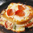"""<p>Prepare to fall in LOVE with this saucy sandwich.</p><p>Get the <a href=""""https://www.delish.com/uk/cooking/recipes/a29261237/pizza-grilled-cheese-recipe/"""" rel=""""nofollow noopener"""" target=""""_blank"""" data-ylk=""""slk:Pizza Grilled Cheese"""" class=""""link rapid-noclick-resp"""">Pizza Grilled Cheese</a> recipe.</p>"""