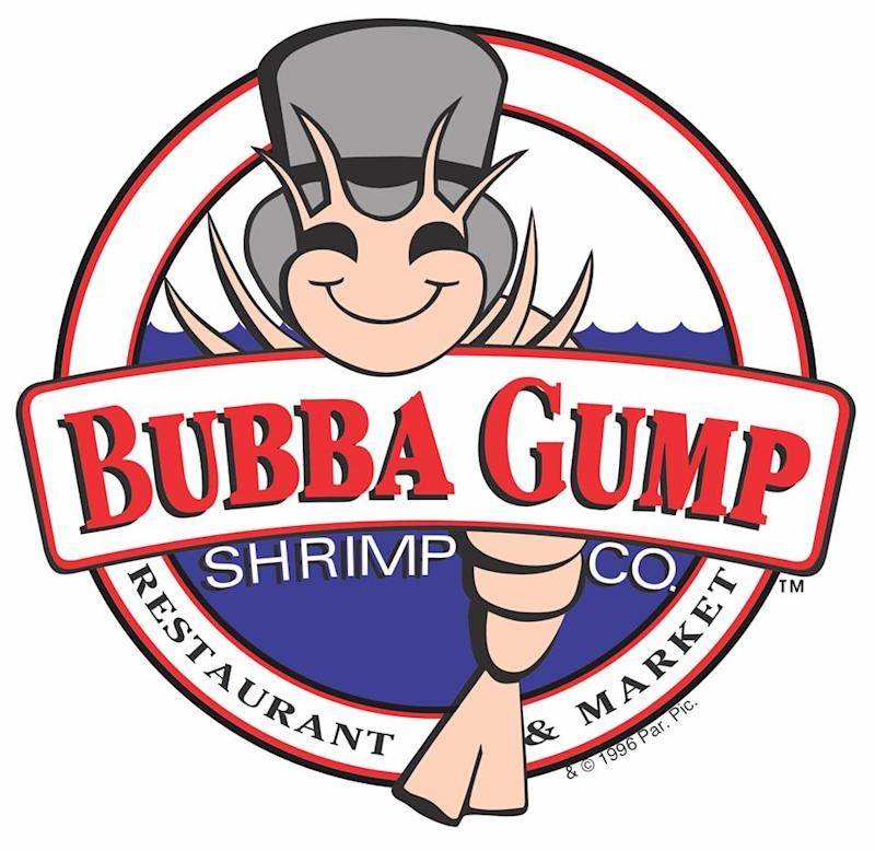 Photo credit: Bubba Gump shrimp company / Paramount