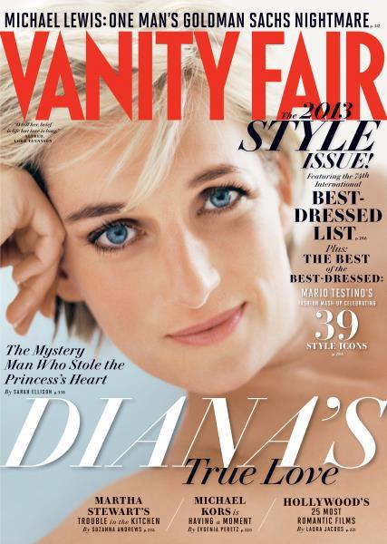 Lady Di (Bild: Vanity Fair)