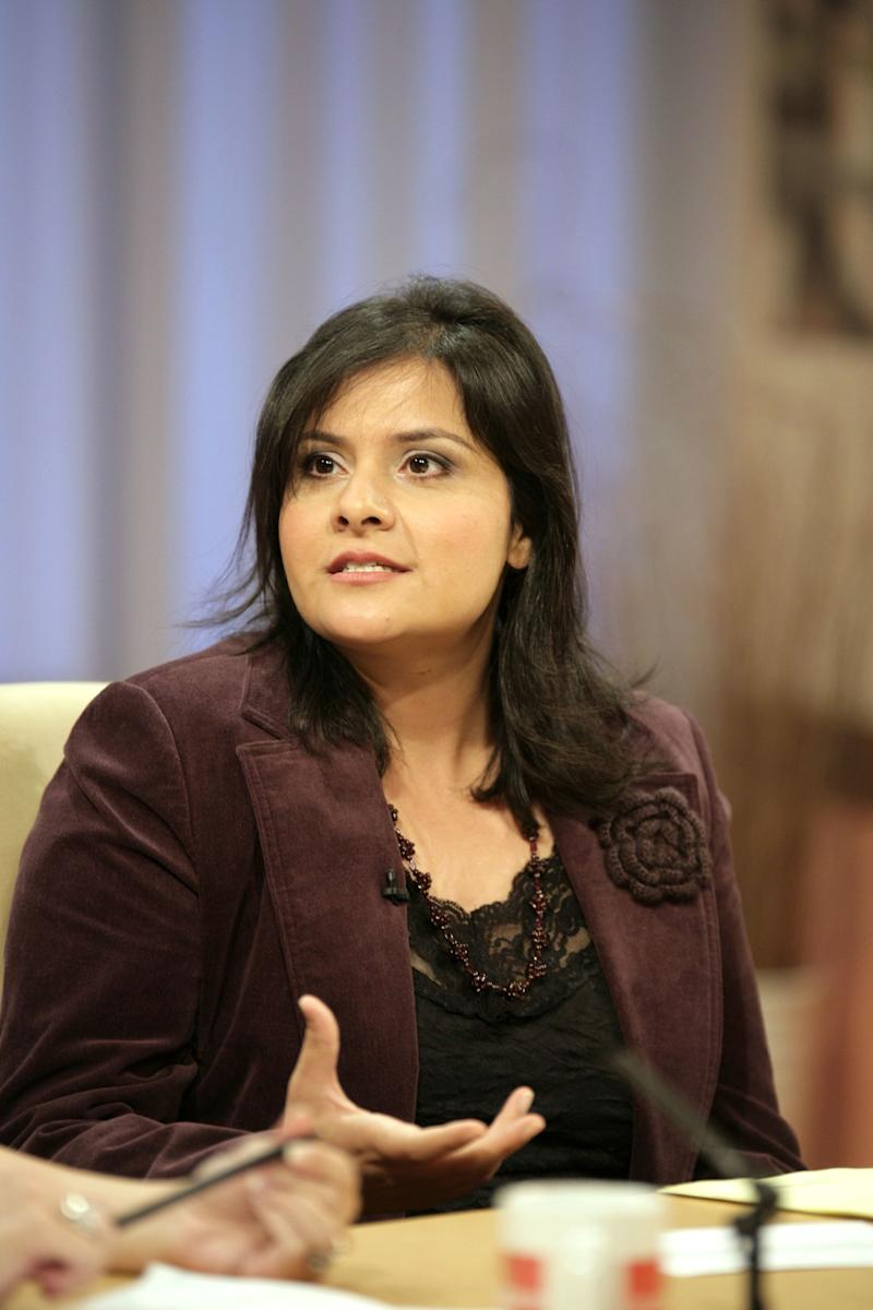 She's best known for playing the opinionated Zainab Masood in EastEnders, but Nina offered up plenty of opinions of her own when she appeared as a series regular between 2005 and 2006.