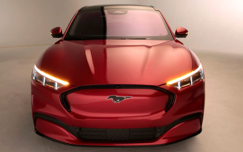 Ford Electric Car >> Ford Says Reservations Full For High End Version Of Electric