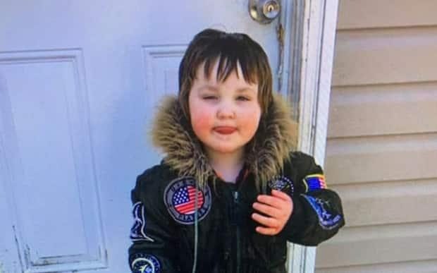 Three-year-old Dylan was last seen near Queen and Elizabeth streets in Truro, N.S., last May. Search and rescue teams have focused their efforts in and around Lepper Brook and the Salmon River, where they found a pair of the boy's boots.