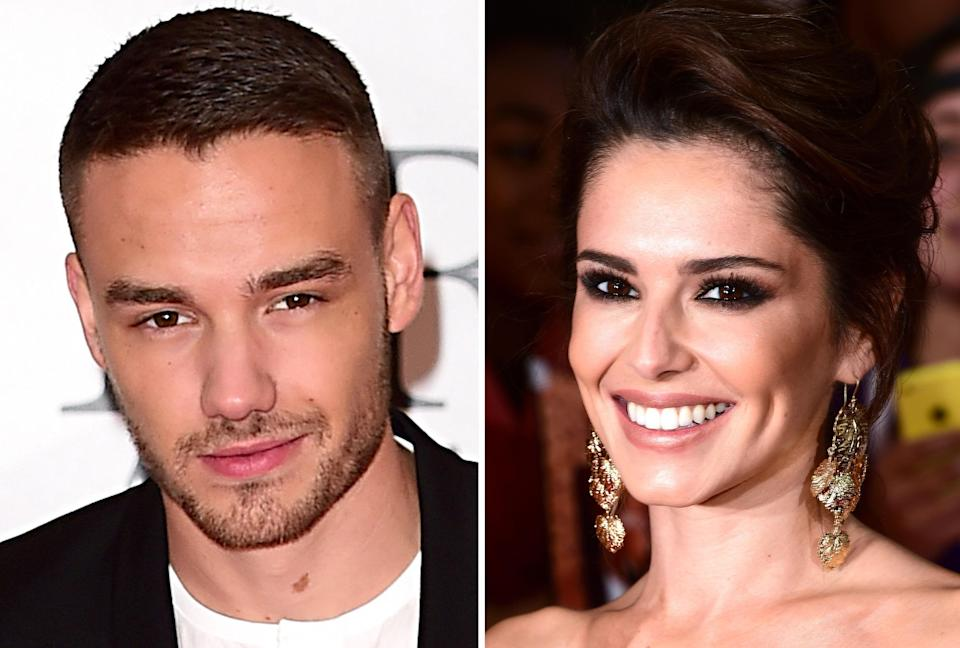Liam earned significantly less than his partner Cheryl last year. (PA)