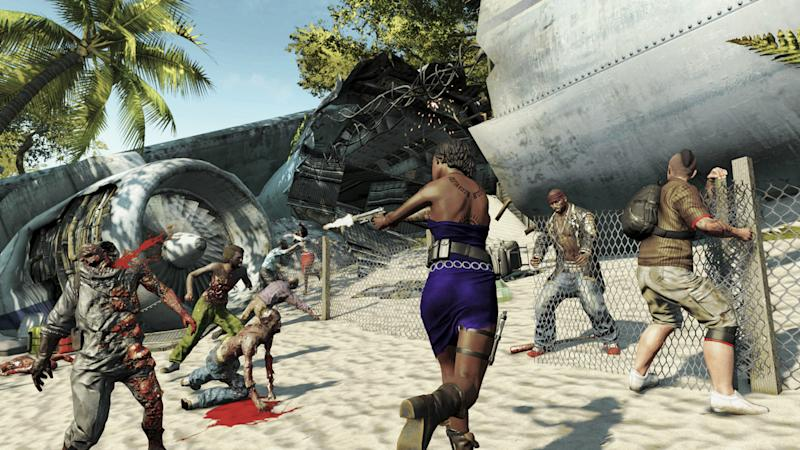 """This video game image released by Deep Silver shows a scene from """"Dead Island Riptide."""" (AP Photo/Deep Silver)"""