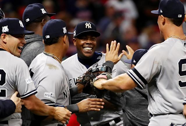 Yankees to Indians: LeBron James Is Ours Again After ALDS Game 5 Shock