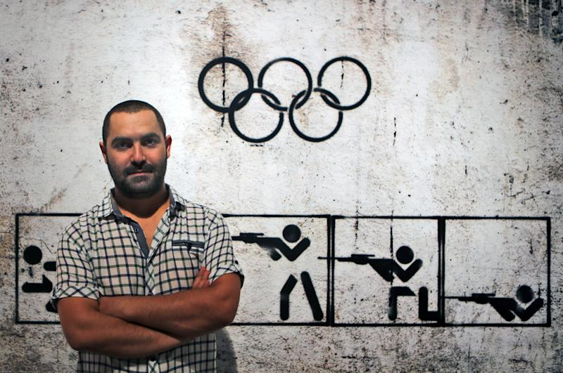 Art of war: Dubai gallery haven for Syrian artists