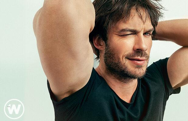 Ian Somerhalder Insists There Are No Sexy Vampires in Netflix's 'V Wars' (Video)