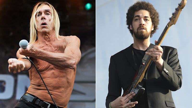 Iggy Pop, Danger Mouse Co-Write Song for New Movie, 'Gold'