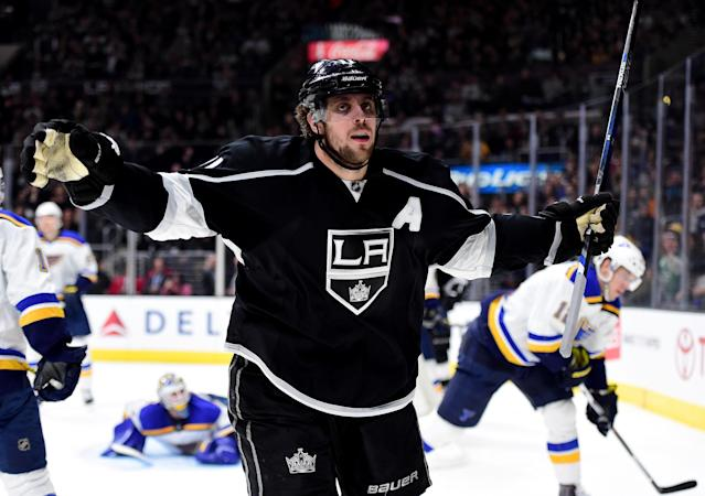 LA Kings playing 'dangerous game' with Anze Kopitar