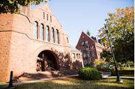 """<p><strong>Established in 1791</strong></p><p><strong>Location: Burlington, Vermont<br></strong></p><p>The University of Vermont is the <a href=""""https://www.uvm.edu/uvm_facts"""" rel=""""nofollow noopener"""" target=""""_blank"""" data-ylk=""""slk:fifth oldest university"""" class=""""link rapid-noclick-resp"""">fifth oldest university</a> in New England and was the first institution of higher education to declare public support for freedom of religion. It was also the first university to allow women and African-Americans into the Phi Beta Kappa honor society. </p>"""
