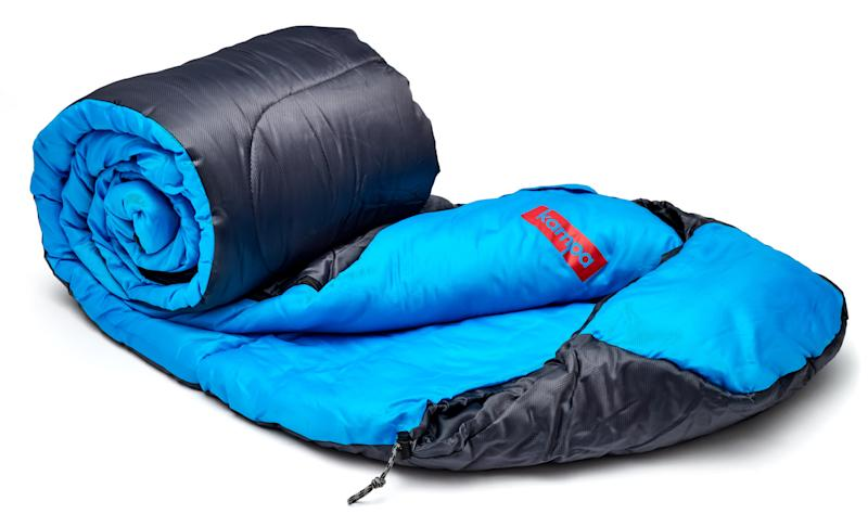 Coles Best Buys sleeping bag