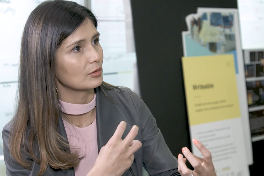 Lilian Rincon is Google Assistant's product management director.