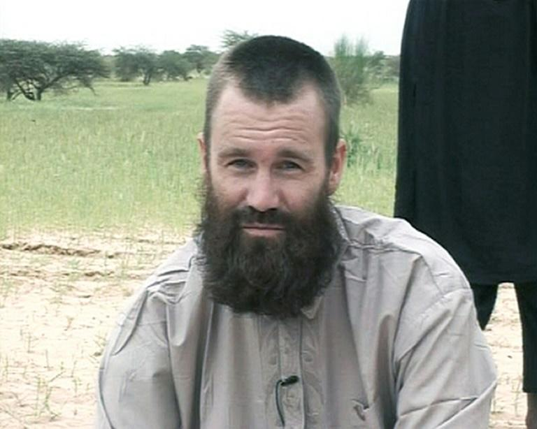 Al-Qaeda hostage Johan Gustafsson freed after six years in captivity