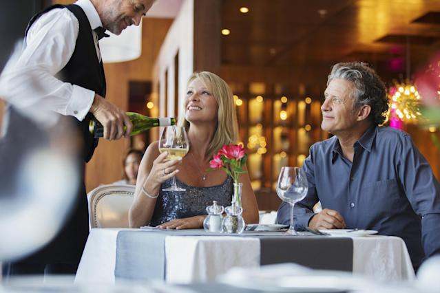 <p>No. 2 lowest-paid job: Food and beverage server<br>Average full-time hourly wage: $11.85<br>(Dan Dalton / Getty Images) </p>