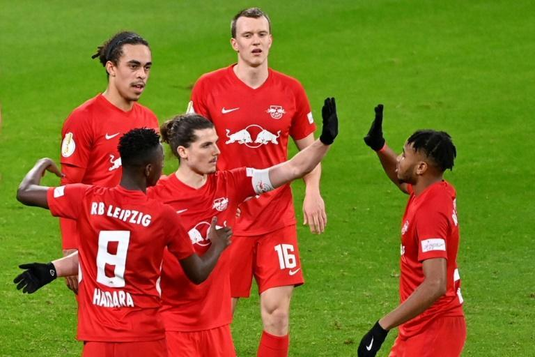 Leipzig reached the Champions League semi-finals last season