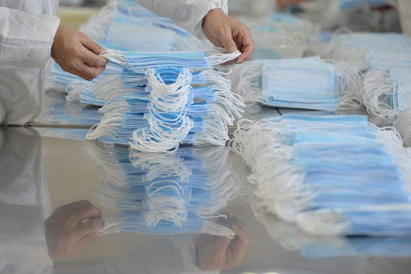 Many factories in China have pivoted into PPE manufacturing under government encouragement.