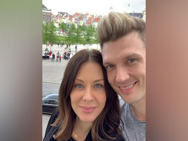 Lauren Kitt and Nick Carter  (Image courtesy: Instagram)