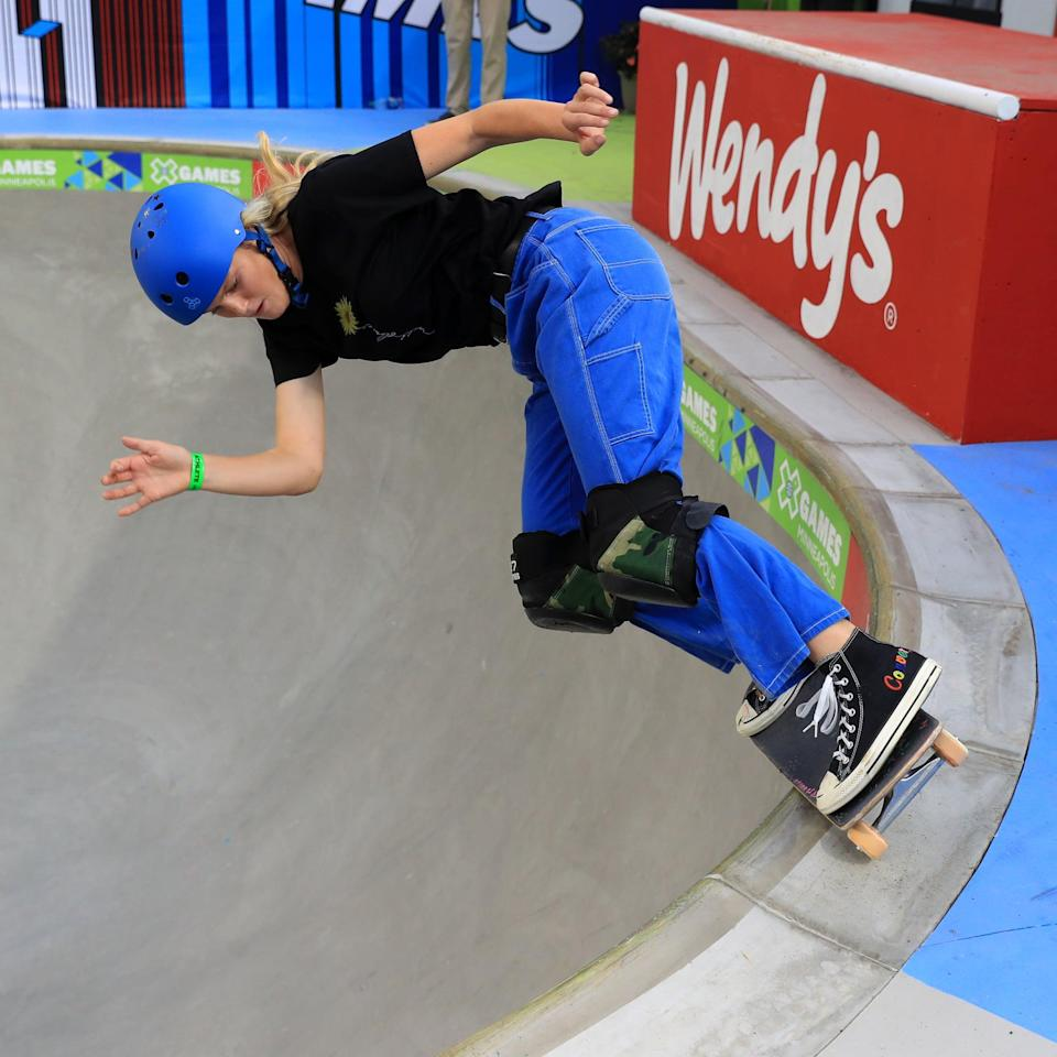 Get to Know Multitalented Skateboarder Bryce Wettstein Days Before Her Olympic Debut